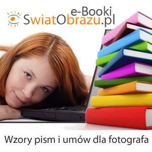 E-book: Wzory pism i umów dla fotografa