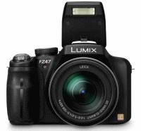 Panasonic Lumix FZ47 z 24-krotnym zoomem