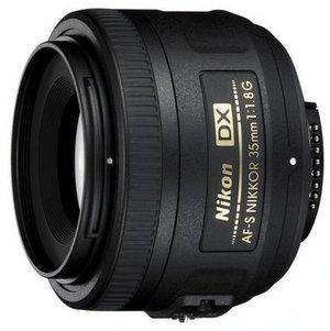 Wciąż na fali: Nikkor AF-S DX 35 mm f/1.8G