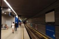 Projektory Epson w warszawskim metrze