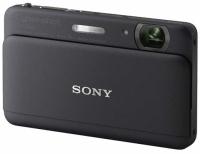 Sony Cyber-shot TX55 - najcieńszy kompakt ze stabilizacją
