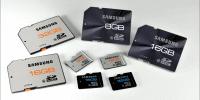 Pierwsze karty SD firmy Samsung na polskim rynku