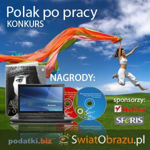 """Konkurs fotograficzny """"Polak po pracy"""""""