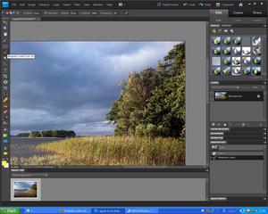 Adobe Photoshop Elements 9: Selektywna zmiana koloru