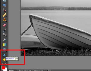 Adobe Photoshop Elements 9: Korekta głębi ostrości
