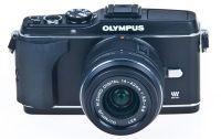 Olympus PEN E-P3 - test