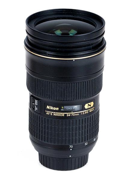AF-S Nikkor 24-70 mm f/2.8G ED