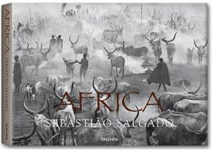 """Polecamy książki, albumy i filmy dla fotografa - Sebastiao Salgado, """"Africa"""""""