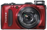 Fujifilm FinePix F600 EXR z 15-krotnym zoomem