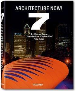 """Polecamy książki, albumy i filmy dla fotografa - Philip Jodidio, """"Architecture Now!"""""""