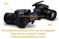 Sony SLT-A77 na YouTube