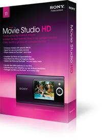 Sony Vegas Movie Studio HD 11