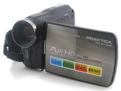 Praktica DVC 5.7 FHD - prosta kamera Full HD