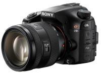 Sony SLT-A77 - więcej zdjęć produktowych