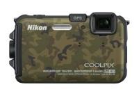 Coolpix AW100, czyli wszystkoodporny Nikon już od września