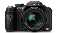 Panasonic Lumix DMC-FZ150 - Full HD i 24-krotny zoom