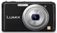 Panasonic Lumix DMC-FX90 - kompakt z Wi-Fi