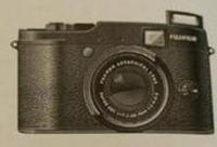 Fujifilm FinePix X50 - pierwsze plotki