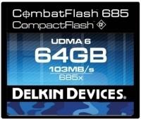 Delkin prezentuje najszybszą kartę CF na świecie
