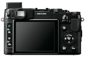 Fujifilm FinePix X10 X50
