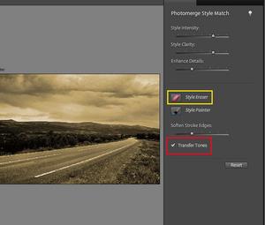 Adobe Photoshop Elements 9: Postarzanie zdjęcia, tworzenie pocztówki (cz.1)