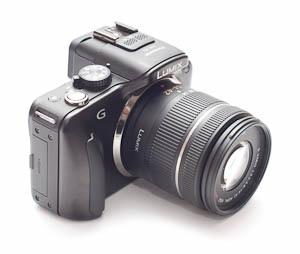 Panasonic Lumix DMC-G3 - test aparatu bezlusterkowego