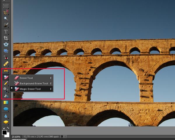 Adobe Photoshop Elements 9 Usuwanie tła