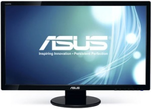 Asus VE278Q - nowy monitor Full HD