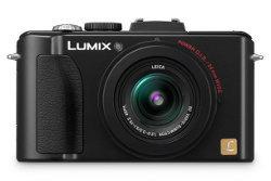 Panasonic Lumix DMC-LX5 - nowy firmware