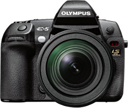 Olympus E-5 - firmware 1.2