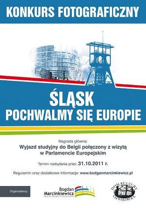 Śląsk - Pochwalmy się Europie - konkurs fotograficzny