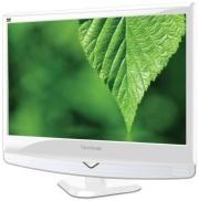 Perłowo-biały monitor ViewSonic