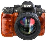 Sigma SD1, edycja drewniana