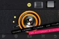 Hipstamatic D-Series, czyli 'analogowa' fotografia na iPhone'a