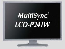 NEC MultiSync LCD-P241W dla profesjonalistów