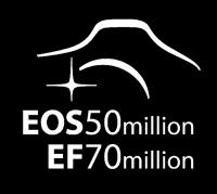 Canon - 50 mln lustrzanek EOS i 70 mln obiektywów EF