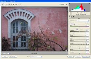 Adobe Photoshop Elements 10: Wywoływanie plików RAW