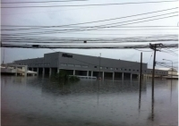 Powódź w Tajlandii - poważne problemy Nikona i Sony