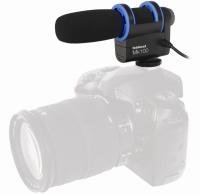 Hähnel MK100 - zewnętrzny mikrofon dla lustrzanek i kamer