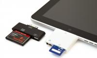 Photojojo: czytniki kart SD i CF dla iPada