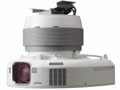 Sharp XG-SV100W i XG-SV200X - pierwsze na świecie projektory obrotowe