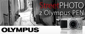 Street Photo z Olympus PEN: Fotografia uliczna - praktyka