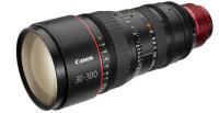 Canon: siedem obiektywów EF Cinema