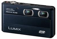 Panasonic Lumix DMC-3D1 - ciekawy kompakt z dwoma obiektywami