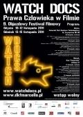 Epson zaprasza na 9. Objazdowy Festiwal Filmowy WATCH DOCS. Prawa Człowieka w Filmie