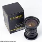 SLR Magic HyperPrime 12 mm f/1.6 dla Mikro Cztery Trzecie
