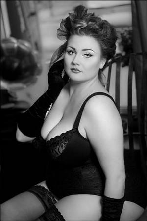 Projekt Big Beautiful Women - fotografie kobiet w rozmiarze XXL