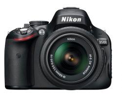 Nikon D5100 - firmware 1.01