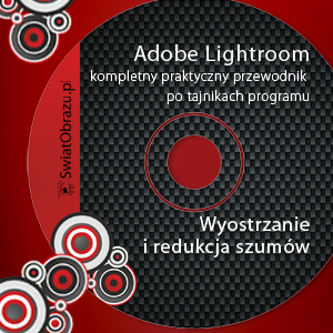 Adobe Lightroom - kompletny praktyczny przewodnik po tajnikach programu. Wyostrzanie, odszumianie oraz usuwanie wad optyki.