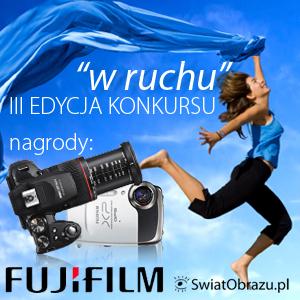 """Konkurs fotograficzny """"W ruchu"""" - zostanie przyznana nagroda publiczności"""